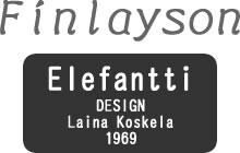 フィンレイソン(Finlayson)エレファンティのロゴ画像