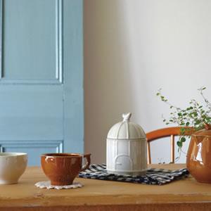 デコレ(DECOLE)トリュス          鳥かごキャニスター 各種【キッチン/保存容器】の展示画像
