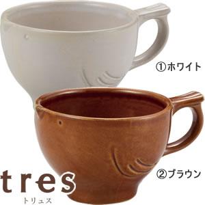デコレ(DECOLE)トリュス マグカップ 各種【キッチン/洋食器】のタイプバリエーション画像