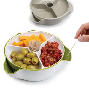 ジョセフジョセフ(josephjoseph)ダブルディッシュ ラージ【食器/お皿】の展示画像