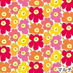 マリメッコ(marimekko)ファブリック(生地)ピエニウニッコ(Pieni Unikko)2 マルチの画像