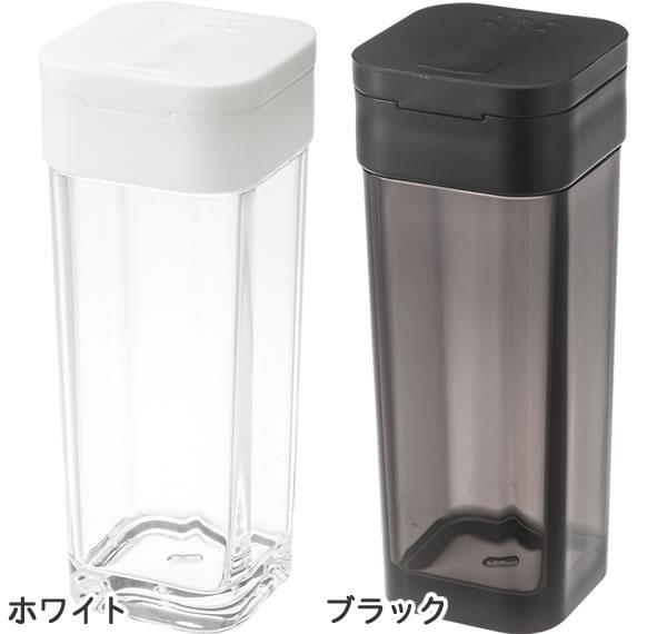 スパイスボトル タワー【キッチン収納/おしゃれ】カラーバリエーション全体画像